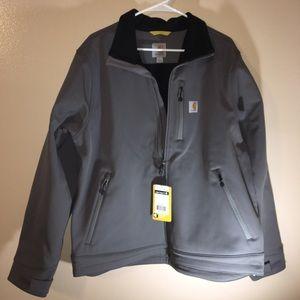 Charcoal Carhartt Crowley jacket